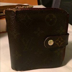 Auth Louis Vuitton Wallet